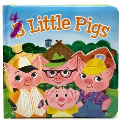 4 Little Pigs book