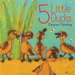 5 Little Ducks book