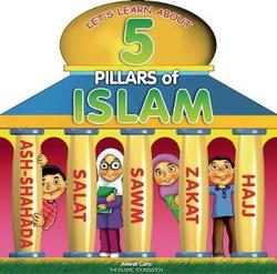 5 Pillars of Islam book