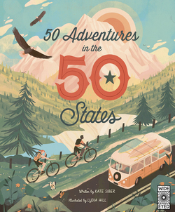 50 Adventures in the 50 States book