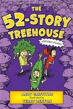 52-Story Treehouse: Vegetable Villains! book