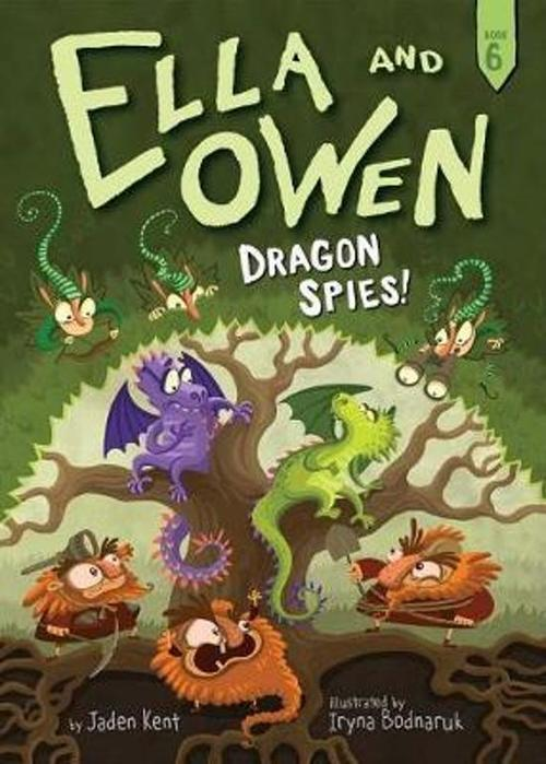 #6: Dragon Spies! book