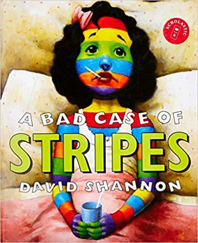 A Bad Case of Stripes book