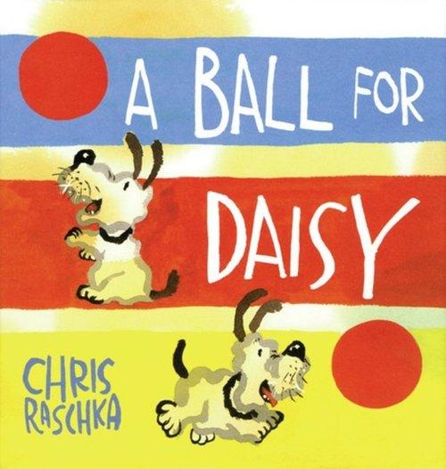 A Ball for Daisy book