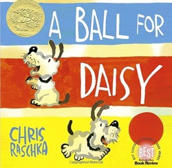 A Ball for Daisy book