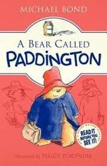 A Bear Called Paddington book