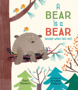 A Bear Is a Bear (Except When He's Not) book