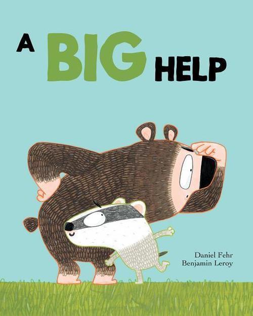 A Big Help book