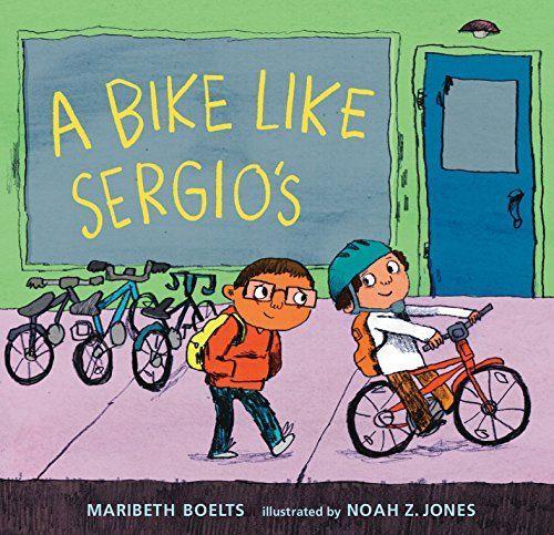 A Bike Like Sergio's book