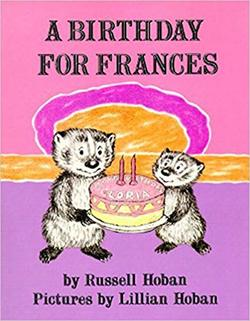A Birthday for Frances book