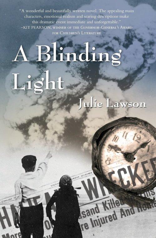 A Blinding Light book