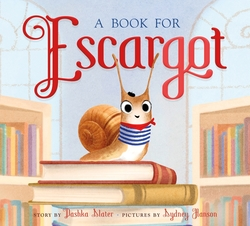 A Book for Escargot book