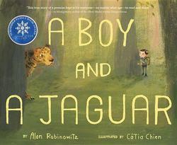 A Boy and a Jaguar book
