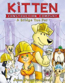 A Bridge Too Fur book