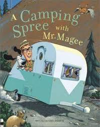 A Camping Spree with Mr. Magee book