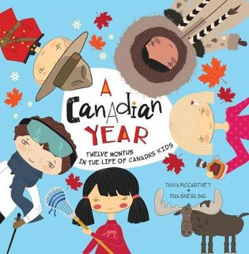 A Canadian Year book
