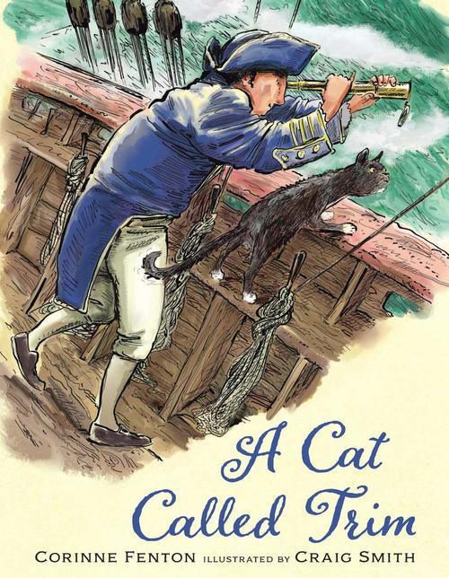 A Cat Called Trim book