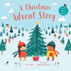 A Christmas Advent Story Book