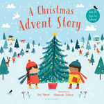 A Christmas Advent Story book