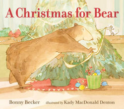 A Christmas for Bear book