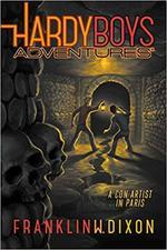 A Con Artist in Paris (Book #15 of Hardy Boys Adventures) book