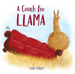 A Couch for Llama book