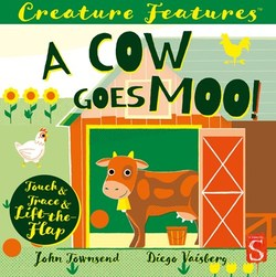 A Cow Goes Moo! book