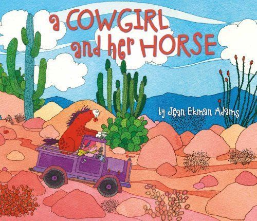 A Cowgirl and Her Horse book