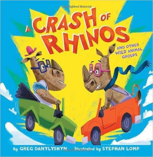 A Crash of Rhinos book