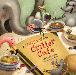 A Crazy Day at the Critter Café book