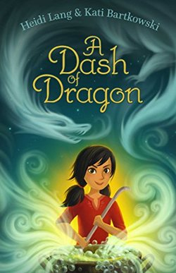 A Dash of Dragon book