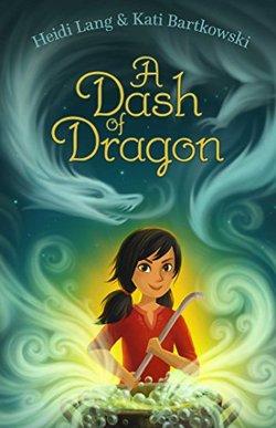 A Dash of Dragon book