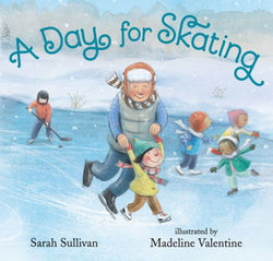 A Day for Skating book