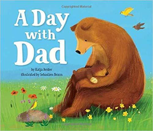 A Day with Dad book
