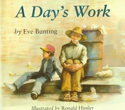 A Day's Work book