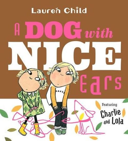 A Dog with Nice Ears book