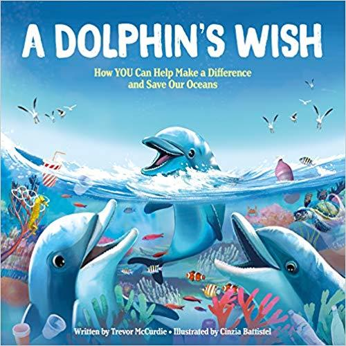 A Dolphin's Wish book