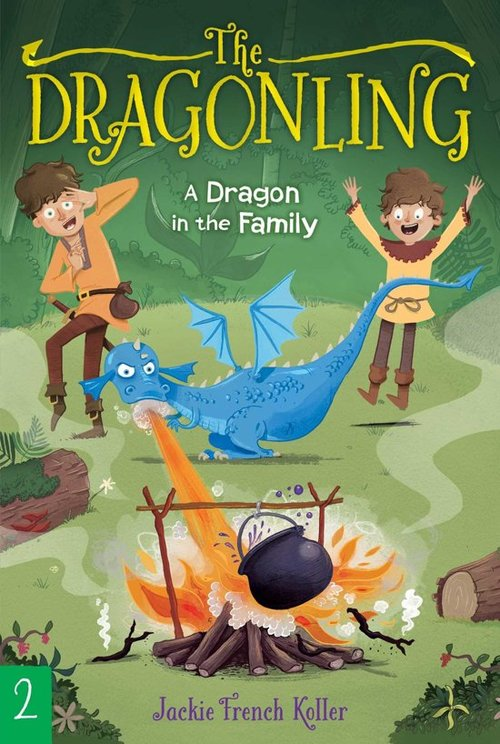 A Dragon in the Family book
