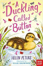 A Duckling Called Button book