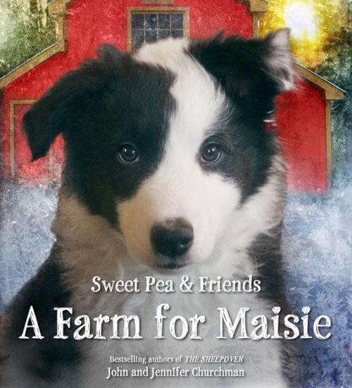 A Farm for Maisie book