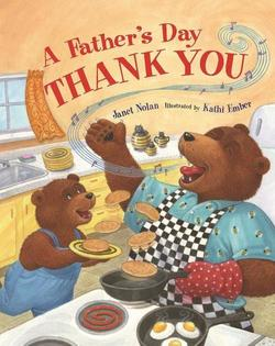 A Father's Day Thank You book