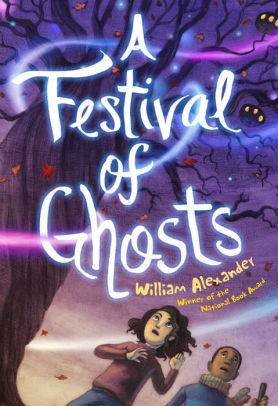 A Festival of Ghosts book