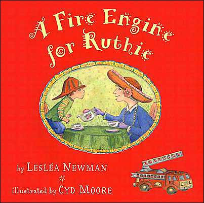 A Fire Engine for Ruthie book