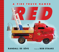 A Fire Truck Named Red book