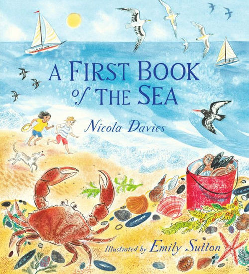 A First Book of the Sea book