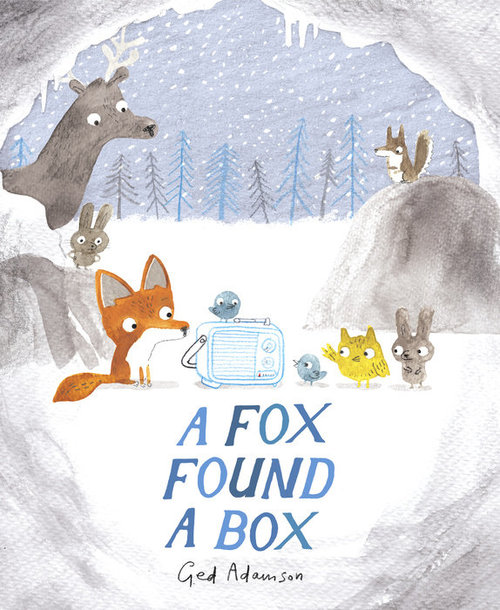 A Fox Found a Box book