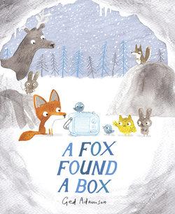 A Fox Found a Box book