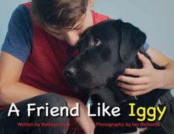 A Friend Like Iggy book