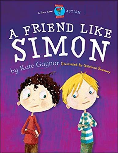 A Friend Like Simon book