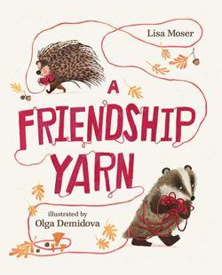 A Friendship Yarn book